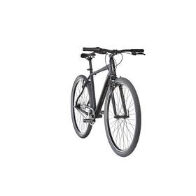 Serious Unrivaled 7 kaupunkipyörä , musta